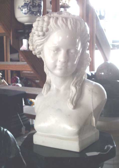 Marble Bust of Female