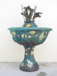 3 Coral with Bowl Fountain