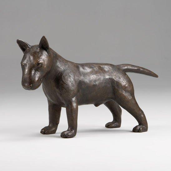 Bronze English Bull Dog