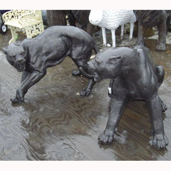 Bronze Panthers ( each )