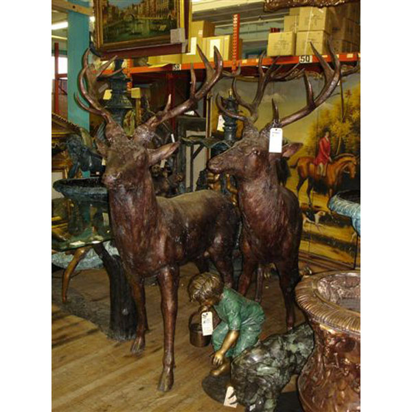 Bronze Elk(each)