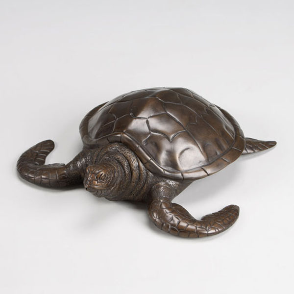 Bronze Sea Turtle