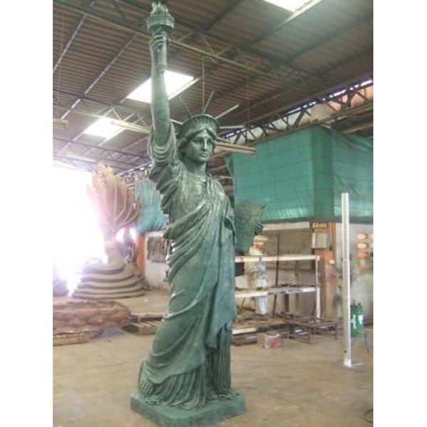 Bronze Statue Of Liberty, Statue Of Liberty Garden